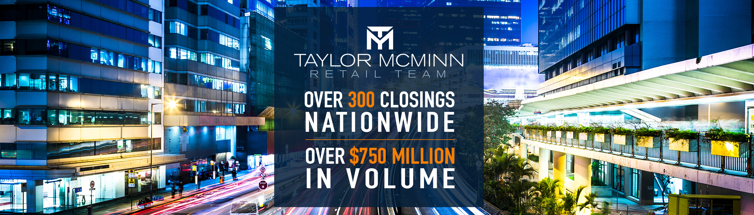taylor mcminn retail group track record
